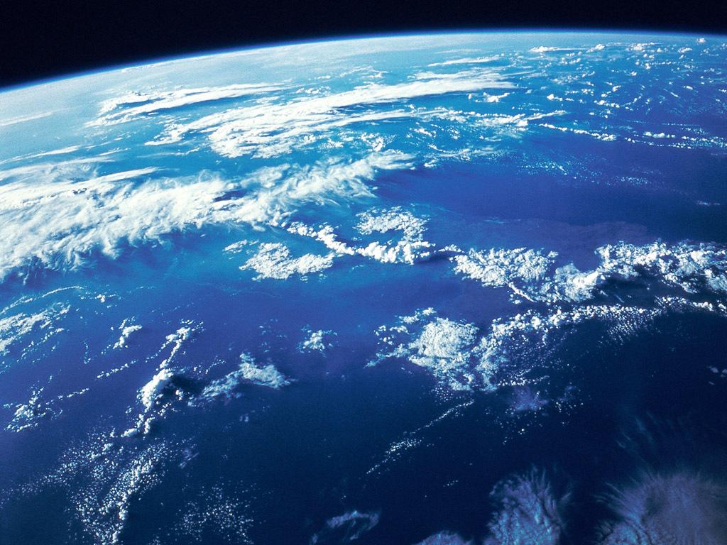 Земля-переход в 4-е измерение